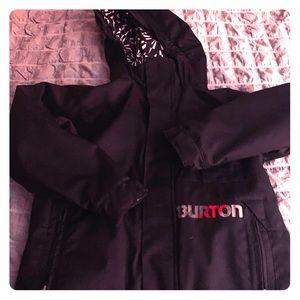 Boys Burton Ski Jacket